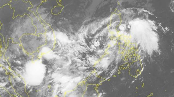 Bão và áp thấp nhiệt đới song hành uy hiếp Nam Bộ