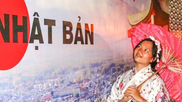 Cần Thơ: Lễ hội Việt- Nhật 2017 hứa hẹn nhiều trải nghiệm thú vị