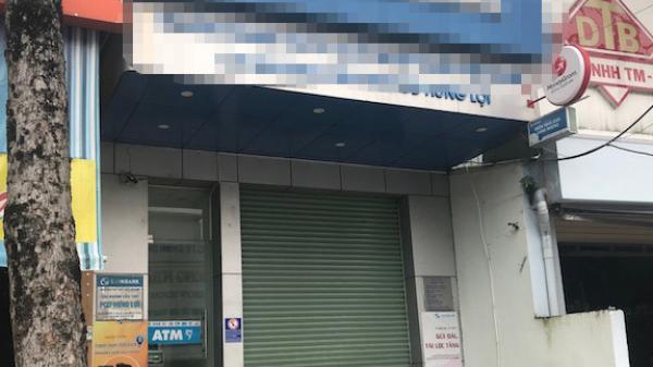 Nam thanh niên miền Tây bị bắt trước khi ra tay cướp ngân hàng