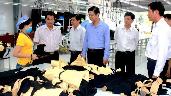 Nhà máy may Vinatex Cần Thơ: Giải quyết gần 1.000 việc làm cho người dân địa phương