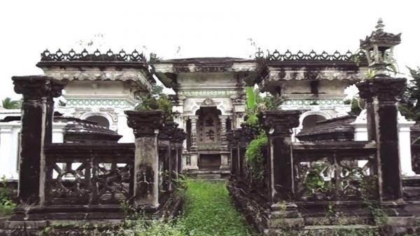 Đặc sắc quần thể mộ cổ gần 200 năm ở Cần Thơ