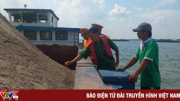 Cần Thơ: Siết chặt khai thác cát tránh gây sạt lở