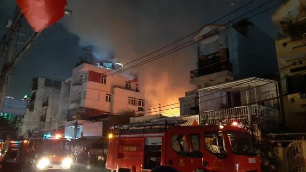 Nhân chứng vụ cháy khiến 4 người tử vong: Các nạn nhân kêu cứu và cố gắng chạy ra nhưng lửa lớn bít lối thoát