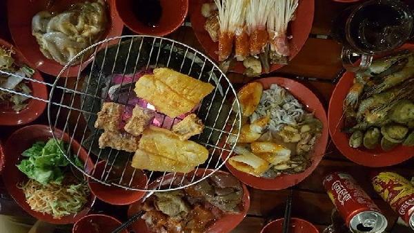 """Tới Cần Thơ không thể bỏ qua chốn này: Ăn nướng """"tẹt ga"""" giá quá bèo trong không gian sang chảnh ở BBQ Bamboo"""