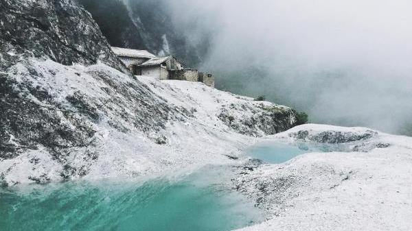Ở Việt Nam có một miền tuyết trắng lung linh, là nơi hẹn hò lý tưởng của mùa đông này