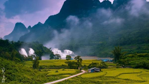Cao Bằng trở thành 1 trong những điểm du lịch phía Bắc hút khách nhất trong năm 2017