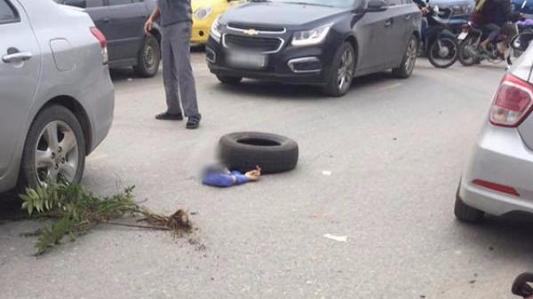 Kinh hoàng va chạm giao thông, nam thanh niên bị văng mất một cánh tay