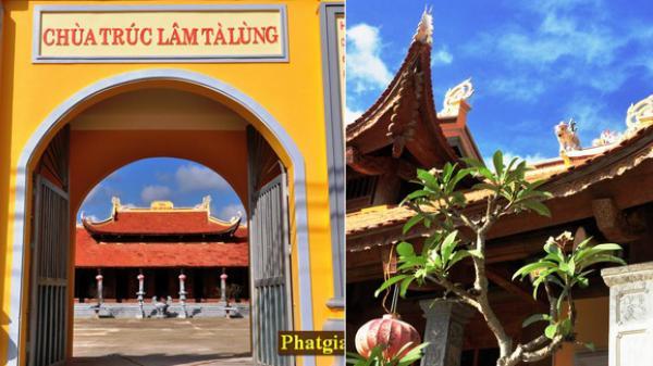 Trúc Lâm Tà Lùng - ngôi chùa ở biên cương Tổ quốc