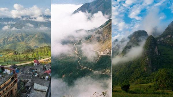 Cao Bằng thuộc top  3 xứ sở sương mù có thật tại Việt Nam