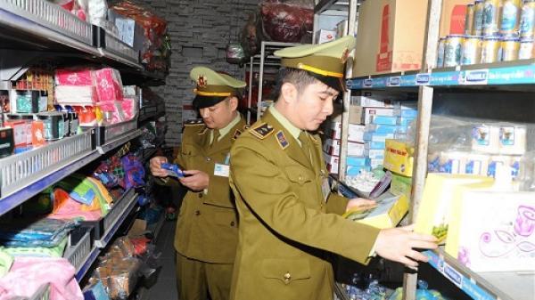 Hà Quảng (Cao Bằng) xử lý hàng loạt vụ vi phạm về kinh doanh, hàng nhập lậu