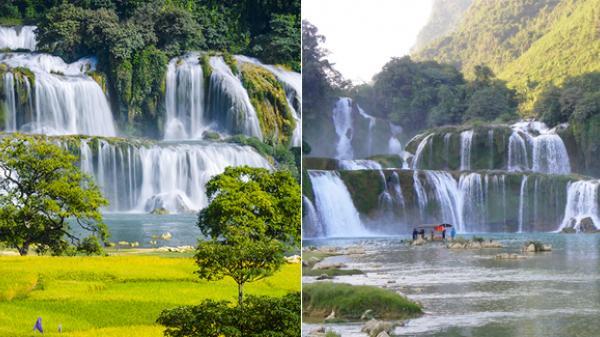 Thác Bản Giốc - Điểm du lịch lý tưởng ở Cao Bằng