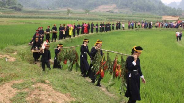 Về Tiên Thành xem Lễ hội Nàng Hai