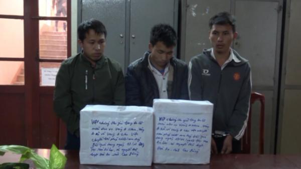 Thứ trưởng Công an gửi thư khen vụ bắt giữ vận chuyển ma túy trái phép tại Cao Bằng