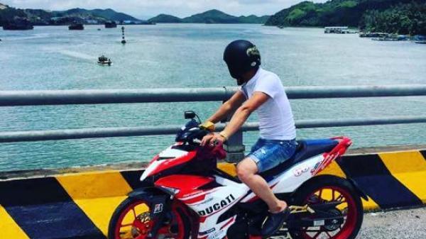 Thanh niên người Cao Bằng gây thích thú với Yamaha Exciter 150 độ nhẹ mà tinh tế