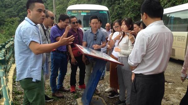 Xây dựng và phát triển Công viên địa chất non nước Cao Bằng