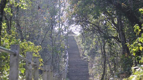 Cao Bằng - Khu di tích Rừng Trần Hưng Đạo