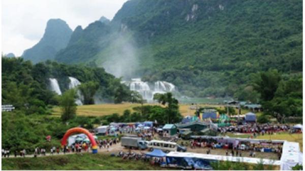 Trùng Khánh (Cao Bằng) tạo bước phát triển du lịch bền vững