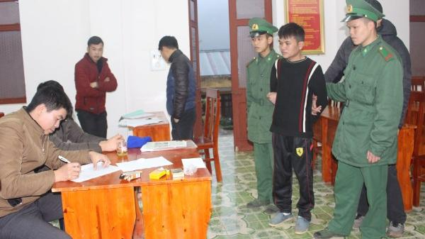 Cao Bằng: Bắt giữ đối tượng tàng trữ ma túy
