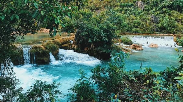 Ngay Cao Bằng có 1 viên ngọc quý giữa núi rừng đẹp lay động lòng người thế này đây