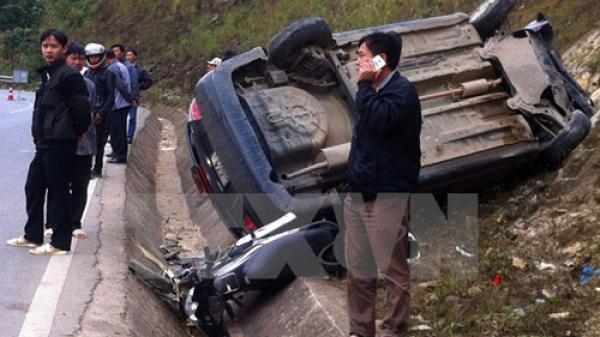Cao Bằng: 2 vụ tai nạn giao thông khiến 1 người tử vong, 1 người bị thương từ ngày 3 – 9/1