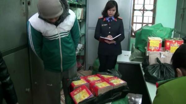 Cao Bằng: Bắt giữ 2 đối tượng vận chuyển gần trăm kg hàng nhập lậu từ Trung Quốc
