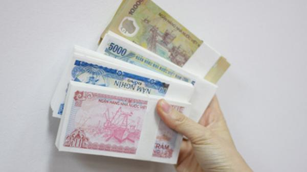 Không phát hành tiền mệnh giá dưới 5.000 đồng dịp Tết Nguyên đán Mậu Tuất 2018