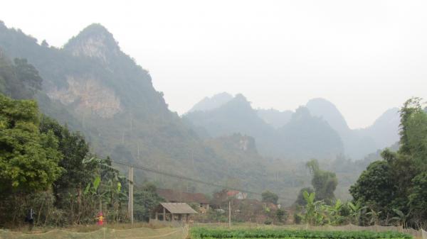 Chuyện ít biết về hang Tốc Rù Cao Bằng