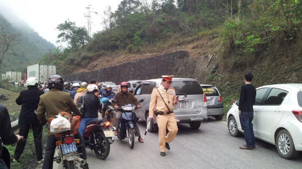 Cao Bằng xảy ra 3 vụ tai nạn giao thông 6 người bị thương