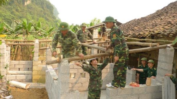 Cao Bằng: Quân - dân đoàn kết xây dựng biên cương vững mạnh