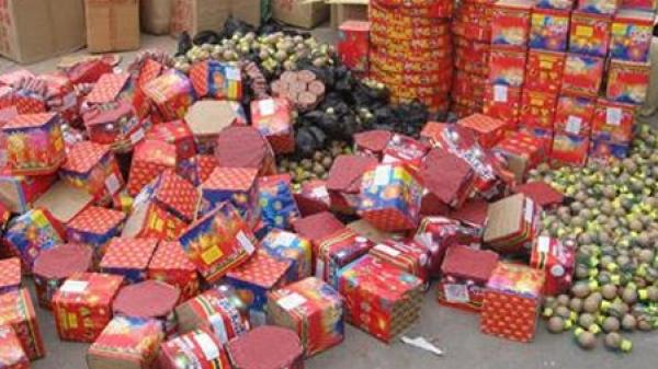 Bắt tạm giam đối tượng vận chuyển pháo nổ từ Cao Bằng về tiêu thụ
