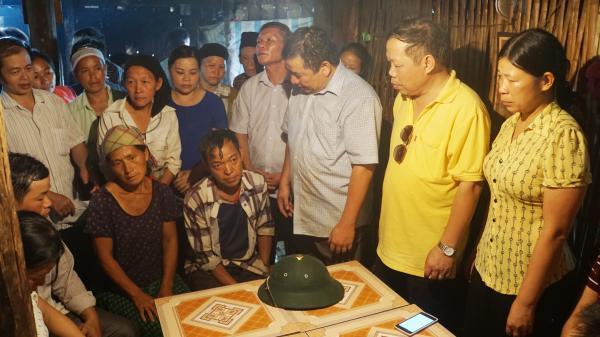 Giám sát tại nơi có các trẻ bị tử vong tại xóm Lũng Khỉnh, xã Đa Thông (Thông Nông)