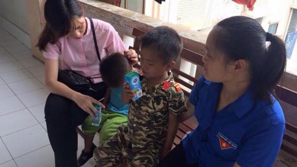Cao Bằng: Cháu Lý Văn Trường, bệnh nhân nghi ngộ độc tại huyện Thông Nông đã được xuất viện