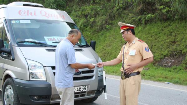 Cao Bằng: Từ ngày 7 - 13/6, xảy ra 3 vụ tai nạn giao thông