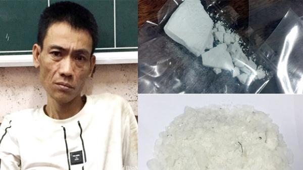 Bắt giữ đối tượng người Cao Bằng và đồng bọn trên đường vận chuyển ma túy