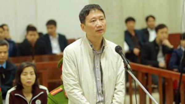 Trịnh Xuân Thanh mong 'chết trong vòng tay vợ con'