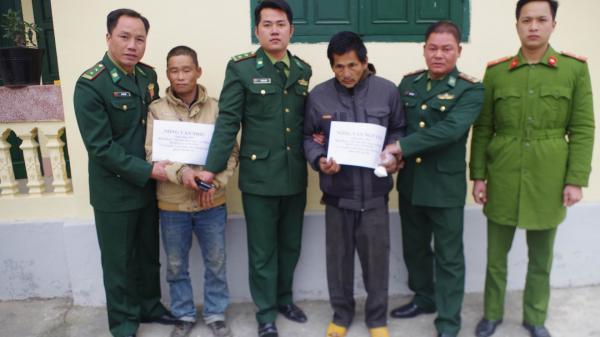 Cao Bằng: Bắt giữ 2 đối tượng mua bán ma túy lúc rạng sáng