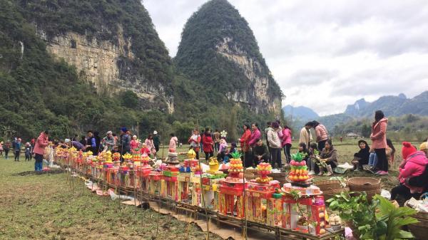 Cao Bằng: Độc đáo lễ hội Lồng Tồng