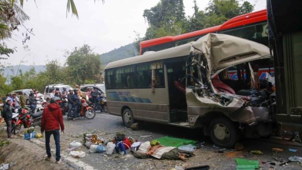 Cao Bằng: Tai nạn giao thông khiến 2 người thiệt mạng