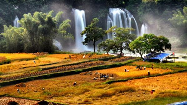 Vẻ đẹp tự nhiên của thiên nhiên Cao Bằng trong triển lãm 'Khám phá Việt Nam'