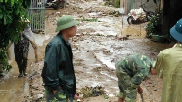 Bảo Lạc: Mưa lũ gây thiệt hại trên 2 tỷ đồng