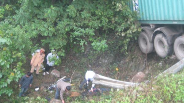 Cao Bằng: Tai nạn giao thông nghiêm trọng khiến 2 người tử vong