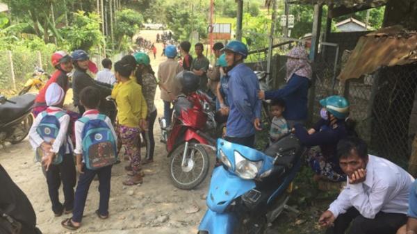 Huy động hơn 100 cảnh sát trắng đêm vây bắt 2 nghi can bắn chết người vào rừng trốn