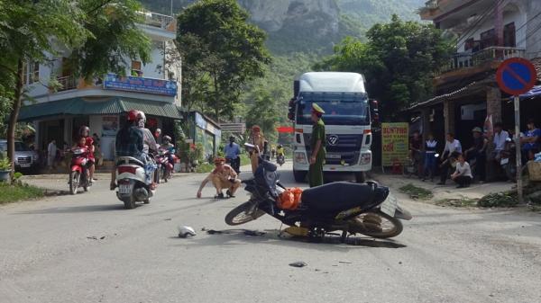 Cao Bằng: Tai nạn giao thông thiệt hại ước tính khoảng 20 triệu đồng