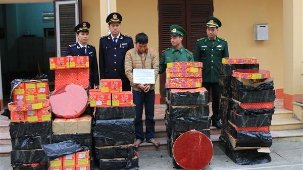 Hải quan - Biên phòng: Phối hợp bắt 68 vụ buôn lậu, ma túy với 72 đối tượng