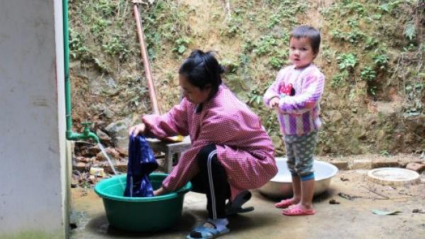Cao Bằng: Hàng ngàn hộ dân được hỗ trợ từ dự án nước sạch -vệ sinh môi trường