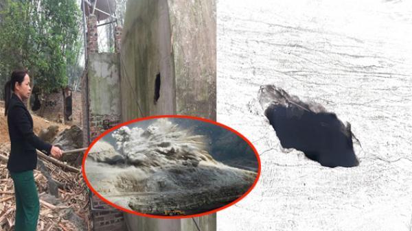 Cao Bằng: Dân kêu cứu vì doanh nghiệp nổ đá thủng nhà