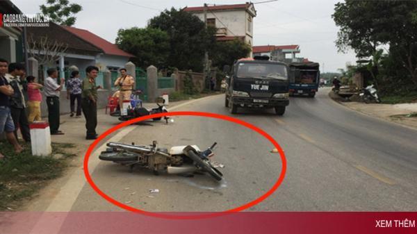 Cao Bằng: Tai nạn giao thông nghiêm trọng khiến 2 người bị thương cần cấp cứu gấp, một người chưa rõ danh tính