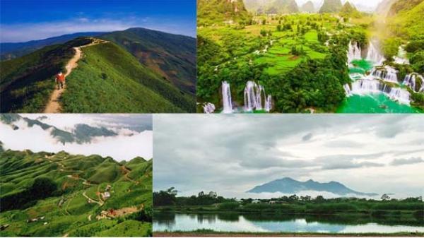 Cao Bằng: Thác Bản Giốc đứng đầu Top 4 địa điểm du lịch xanh không thể bỏ qua trong dịp 30/4 – 1/5
