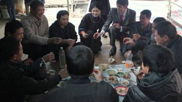 Nét đẹp văn hóa truyền thống trong đám cưới của người Nùng An