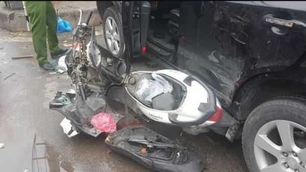 Vụ tai nạn liên hoàn trước cổng viện: Người phụ nữ tử vong khi đi mua cơm cho mẹ và em